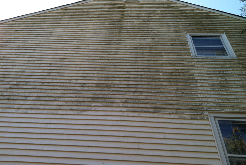 Image of pressure washing
