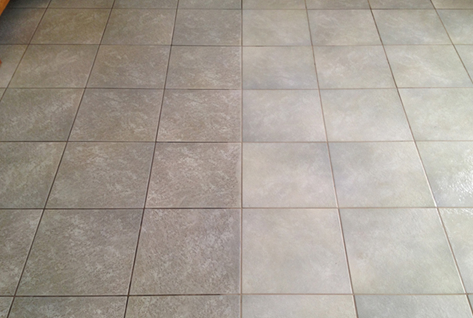 Image Of Tile & Grout Cleaning